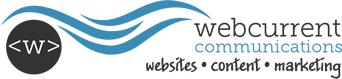 Webcurrent Communications Logo